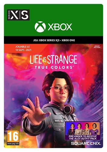 Life Is Strange: True Colors - [Pre-Purchase] - Standard | Xbox - Code à télécharger