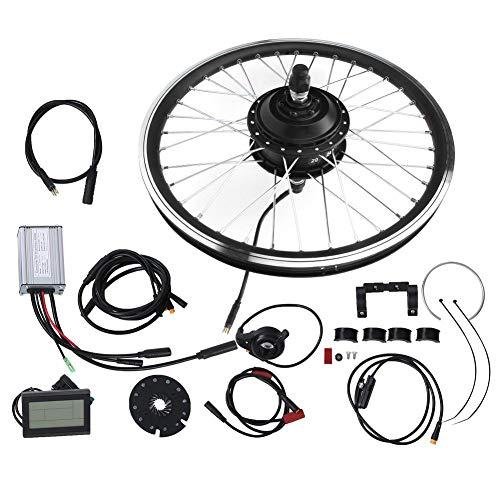 Jacksking Elektro-Fahrradmotor-Kit, 24 V 250 W 27,5