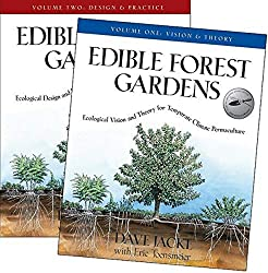 Edible Forest Gardens, 2 Volume Set