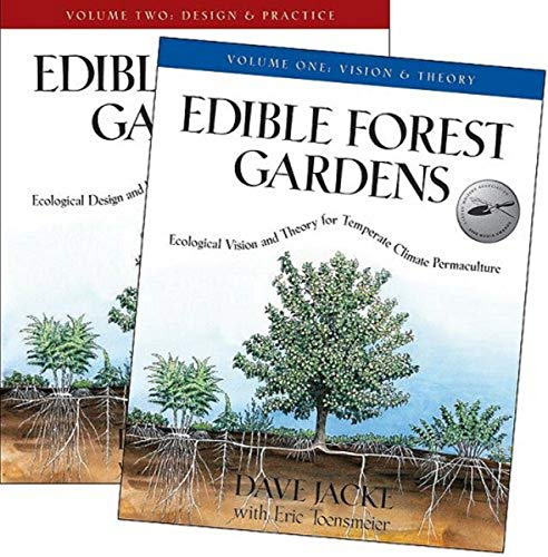 Edible Forest Gardens (2 volume set)