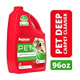 Rug Doctor Triple Action Pet Deep Carpet Cleaner; Permanently Removes Tough Pet Stains and Odors, Professional-Grade,...