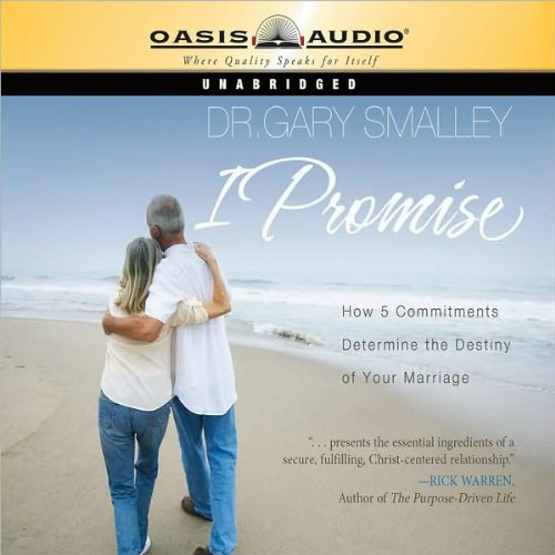 I Promise audiobook cover art