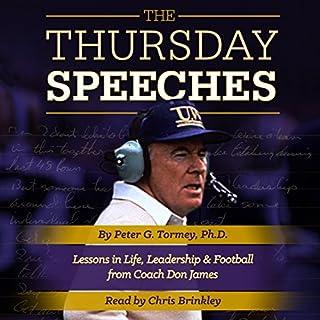 The Thursday Speeches cover art