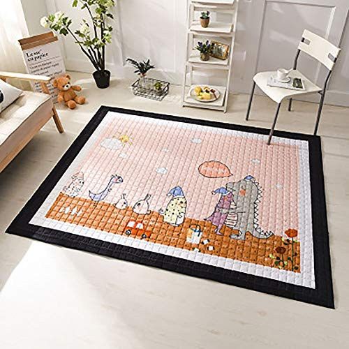 Save %24 Now! ZAIPP Children Play Mat,Carpet Crawling Mat for Baby Toddler Play,Nursery Rug Protect,...