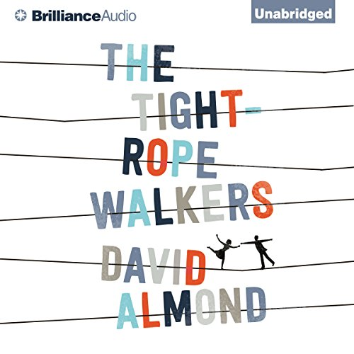 The Tightrope Walkers audiobook cover art