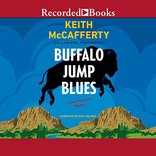 Buffalo Jump Blues audiobook cover art