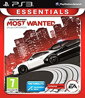 Need For Speed Most Wanted Essentials by Electronic Arts, 2006 - PlayStation 3