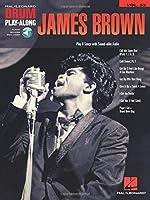 James Brown (Hal Leonard Drum Play-Along)