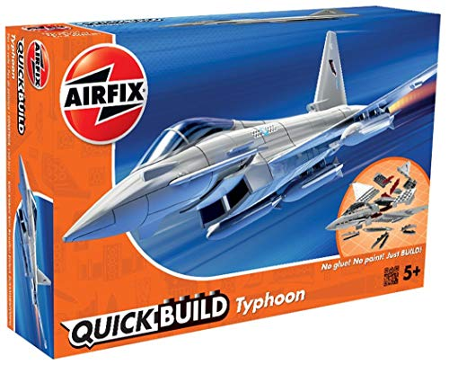 Airfix J6002 QUICKBUILD Eurofighter Typhoon Modellbausatz