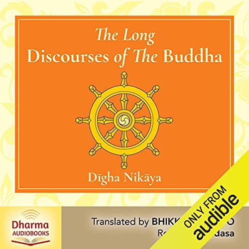 The Long Discourses of the Buddha Audiobook By Bhikkhu Sujato cover art
