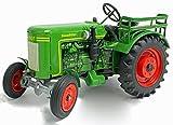 Tractor / Fendt / Chapa estable / Para cuerda con llave / Totalmente funcional / Dirección / Cambio / Freno de mano /