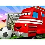FIFA特別編 - クレーン車のチャーリー / 父の日 - テディのサプライズパーティ / スペシャルスターウォーズ - ライトセーバー合戦