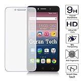 Guran® Protector de Pantalla Vidrio Cristal Templado Para Alcatel Pixi 4 (6.0 pulgada) Smartphone Film