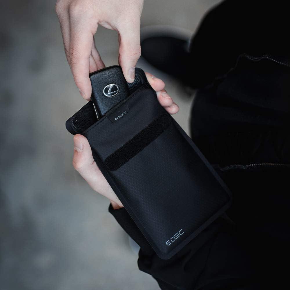 Faraday Off Grid Signal Blocking Phone Bag