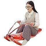 ZWL Simulación de Piel de camarón Toy Almohada de cojín Funny Set de muñeca de camarón de orina Long Pillow Girls Regalo Moda. z (Tamaño : 120CM)