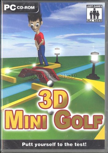 3D Mini Golf - PC - UK