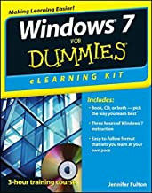 Windows 7 eLearning Kit For Dummies (For Dummies Series)