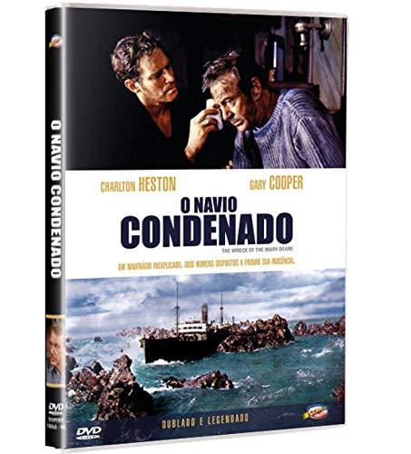 Dvd O Navio Condenado - Gary Cooper