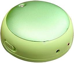 WQMMD Espejo portátil con batería Recargable de polímero de Litio incorporada de 800 mA - Calentador de Manos-Verde