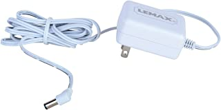 Lemax Village Collection Switching Mode Power Adaptor With 1 Output Jacks 4.5v White # 74254