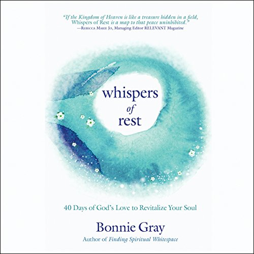Whispers of Rest audiobook cover art