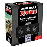 Fantasy Flight Games- Sw x-Wing 2.0 siervos de la discordia -...
