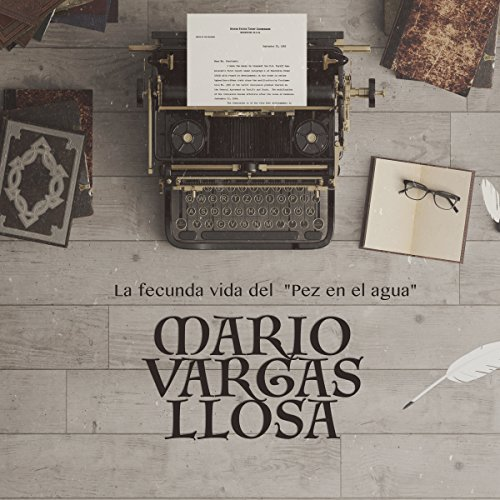 Mario Vargas Llosa audiobook cover art