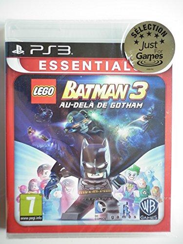Lego Batman 3 Beyond Gotham Jeu Vidéo