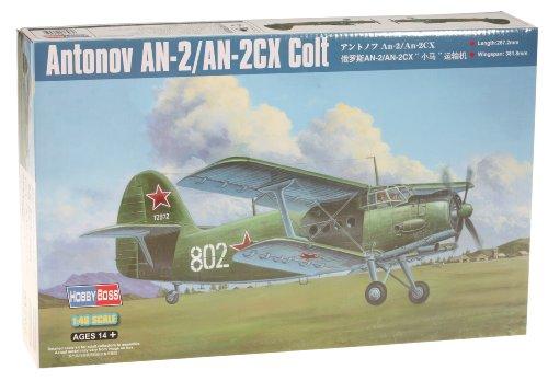 Hobby Boss 81705 - Modellino Aereo Antonov AN-2/AN-2CX Colt in Scala 1:48