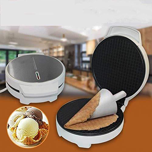 Fabricante de waffle, recubrimiento antiadherente + acero inoxidable (220V-240V, adecuado para waffles, panini, panqueques de papa, mini fabricante de gofres, desayuno / almuerzo o merienda fengong