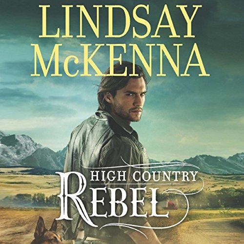 High Country Rebel audiobook cover art