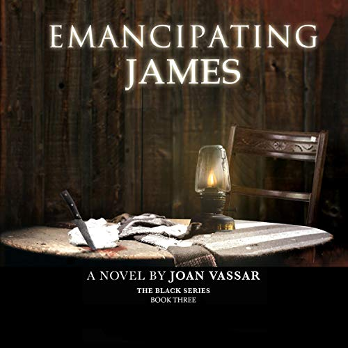 Emancipating James Audiobook By Joan Vassar cover art