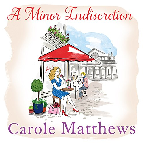 A Minor Indiscretion audiobook cover art