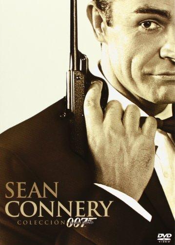 Coleccion Bond: Sean Connery (Agente 007 Contro El Dr.No+Desde Rusia Con Amor+James Bond Contro Goldfinger+Operacion Trueno+Solo Se Vivie Dos Veces+Diamantes Para La Eternidad) [DVD]
