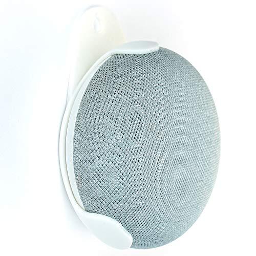Soporte de pared, funda de fijación, funda protectora para altavoz inteligente Google Home Mini