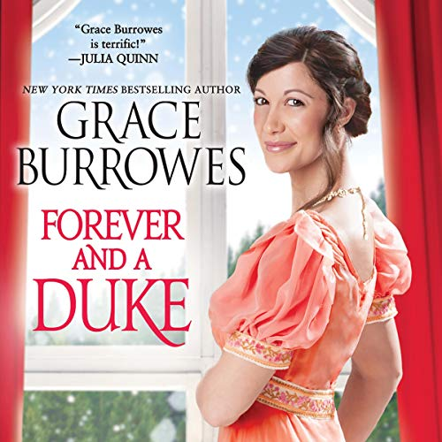 Forever and a Duke audiobook cover art