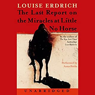 The Last Report on the Miracles at Little No Horse audiobook cover art