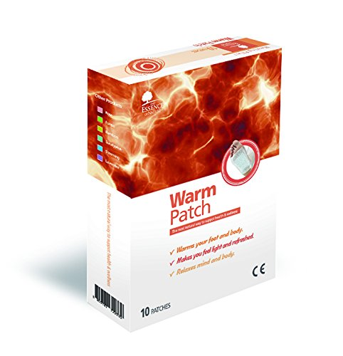 The Essence Of Nature Detox Foot Patch - Warm - 20 g