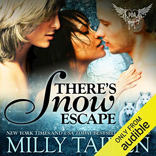Couverture de There's Snow Escape: BBW Paranormal Shape Shifter Romance