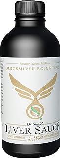 Quicksilver Scientific Liver Sauce - Liquid Liver Cleanse Supplement with Milk Thistle Extract, Dandelion Root, DIM, Antio...
