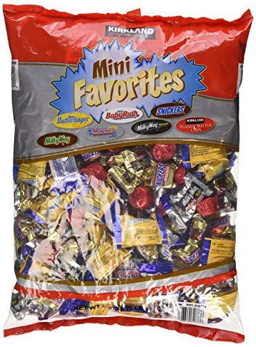 Chocolate Mini Favorites Candies 5 lb Bag
