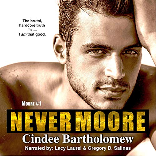 Never-Moore  By  cover art