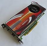 EVGA nVidia GeForce 9800 GT Akimbo Graphic Video Card - 512MB GDDR3, PCI Express 2.0, Dual DVI, HDTV OEM 512-P3-N982-B2