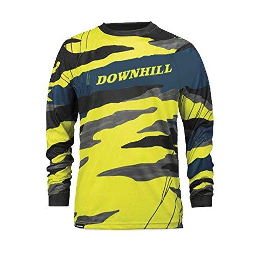 Uglyfrog Downhill Trikot Herren Mountainbike Freeride BMX Fahrradtrikot Motocross MTB/Downhill Bekleidung Z05