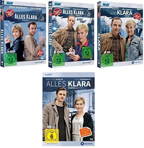 Staffel 1-3 (12 DVDs)