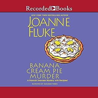 Banana Cream Pie Murder cover art