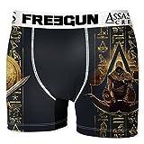 FREEGUN Boxer Homme Assassin's Creed Egypte (XL, Egypte)