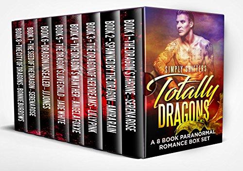 Totally Dragons: A 8 Book Paranormal Romance Box Set (English Edition)