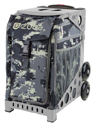 ZUCA Bag Anaconda Insert & Gray Frame w/Flashing Wheels