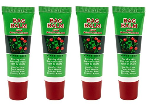 Bag Balm  025 Ounce OntheGo Tube 4Pack
